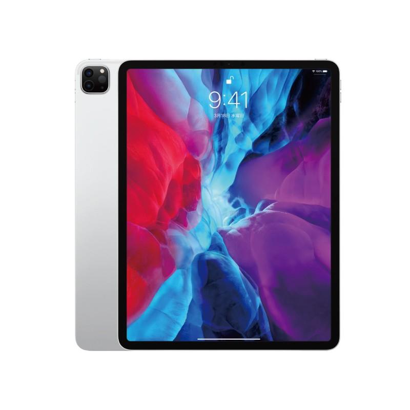 iPad Pro 12.9インチ Wi-Fi 512GB シルバー 2020年モデルの商品画像|ナビ