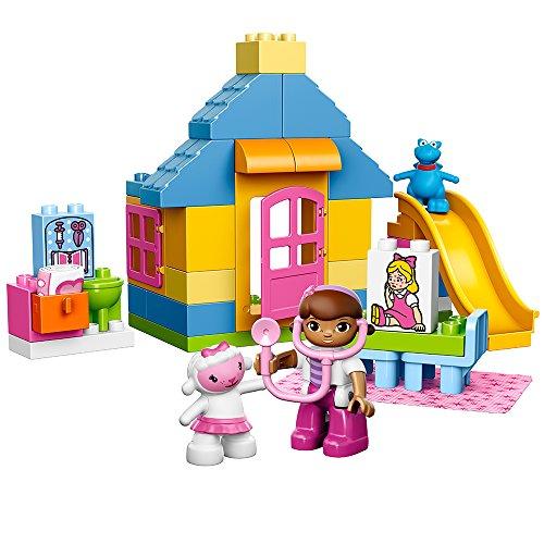 """レゴ 10606 ドックはおもちゃドクター """"うらにわのびょういん""""の商品画像 ナビ"""