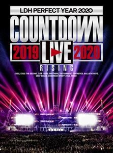 "LDH PERFECT YEAR 2020 COUNTDOWN LIVE 2019→2020""RISING"""