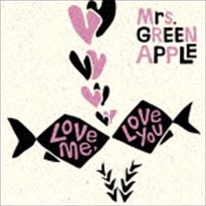 【CDシングル】 Love me, Love you