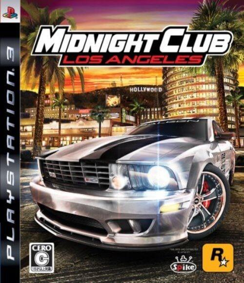 【PS3】スパイク・チュンソフト Midnight Club: Los Angelesの商品画像 ナビ