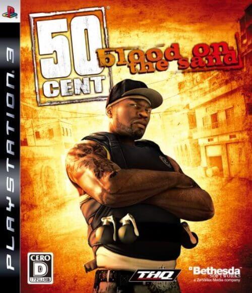 【PS3】ベセスダ・ソフトワークス 50 Cent:Blood on the Sandの商品画像|ナビ