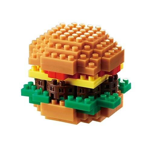 ナノブロック ハンバーガー NBC_217の商品画像|ナビ