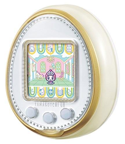 バンダイ たまごっち TAMAGOTCHI 4U(ホワイト)の商品画像|ナビ