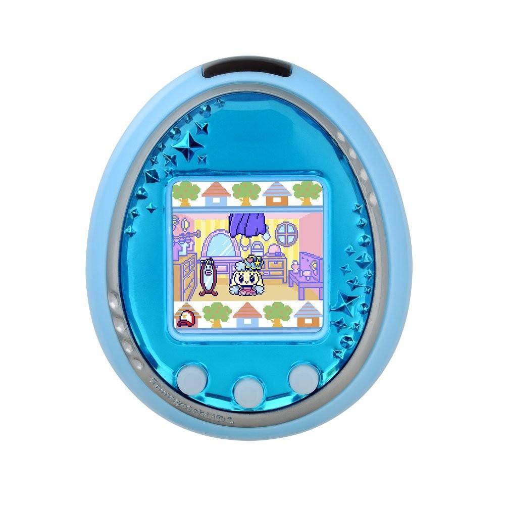 バンダイ たまごっち Tamagotchi iD(L ブルー)の商品画像|ナビ