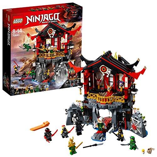レゴ ニンジャゴー 復活の神殿 70643の商品画像|ナビ