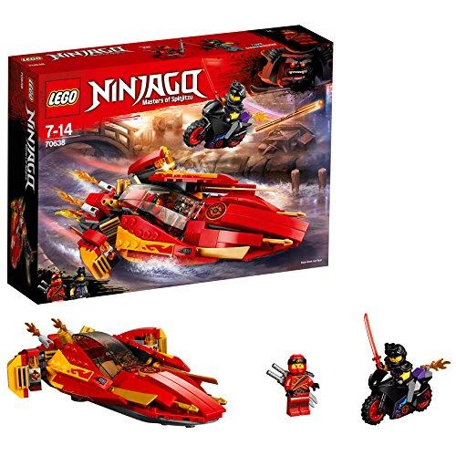 レゴ ニンジャゴー 70638 カタナ フレイムボートV11の商品画像|ナビ