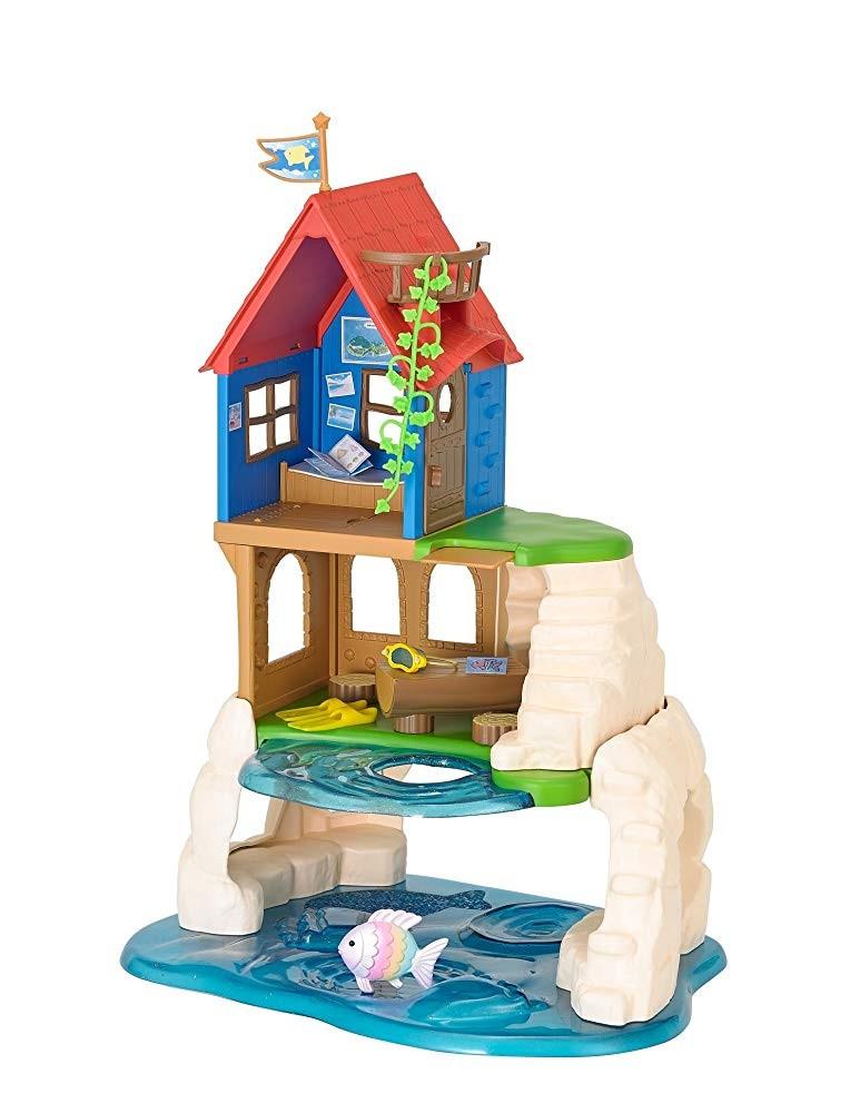 エポック社 シルバニアファミリー ぼうけん島のひみつのお家の商品画像 ナビ