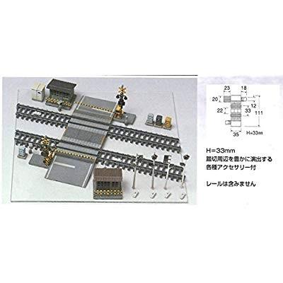 グリーンマックス GREENMAX 踏切セット(未着色キット)2153の商品画像|4