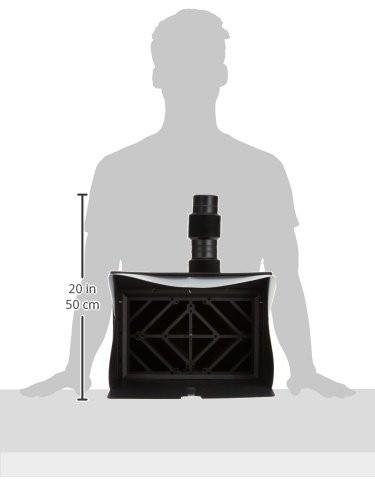 ペインティングブースII(シングルファン) (ノンスケール エアーブラシシステム 74538)の商品画像|3