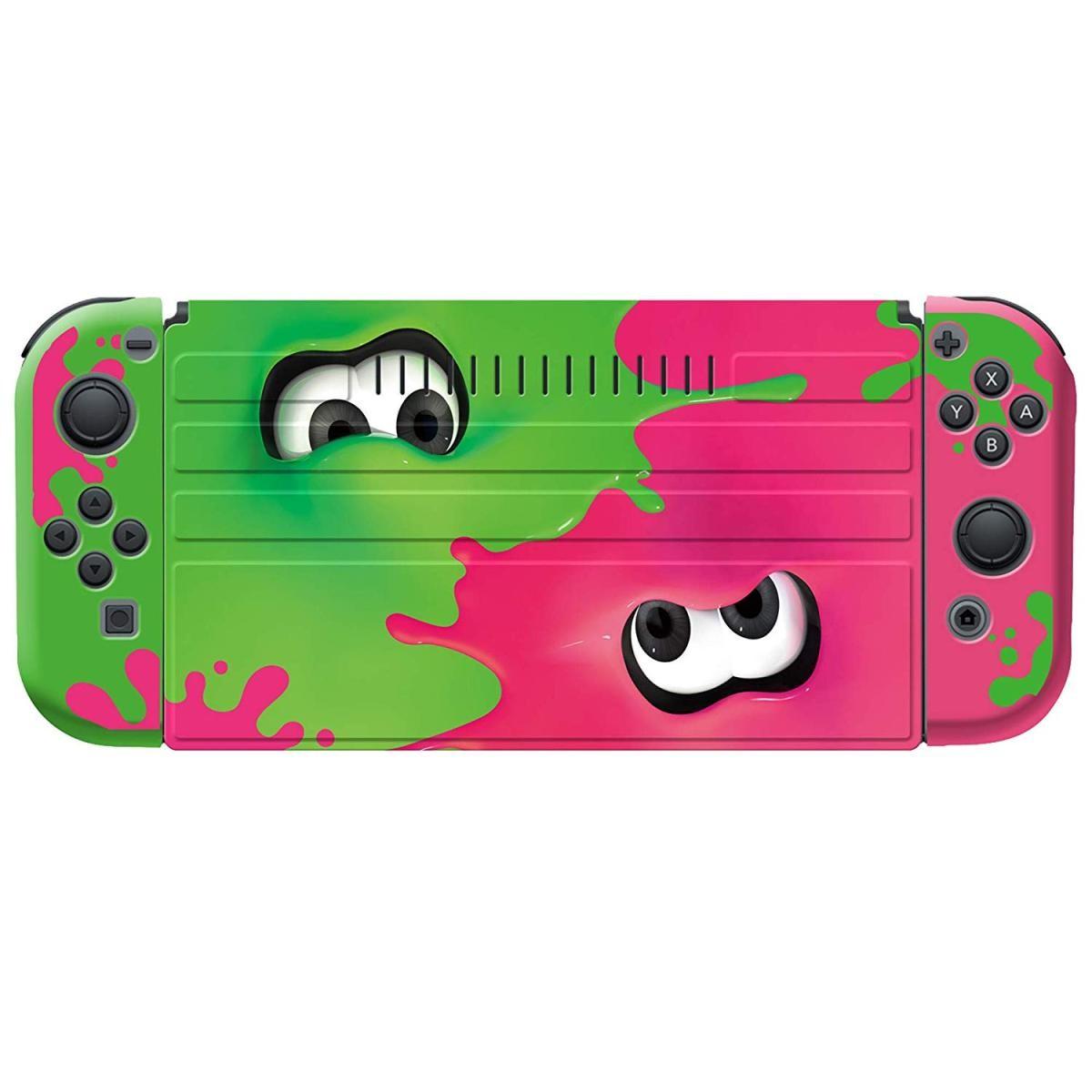 きせかえセット COLLECTION for Nintendo Switch Splatoon2 CKS-003-1の商品画像|ナビ