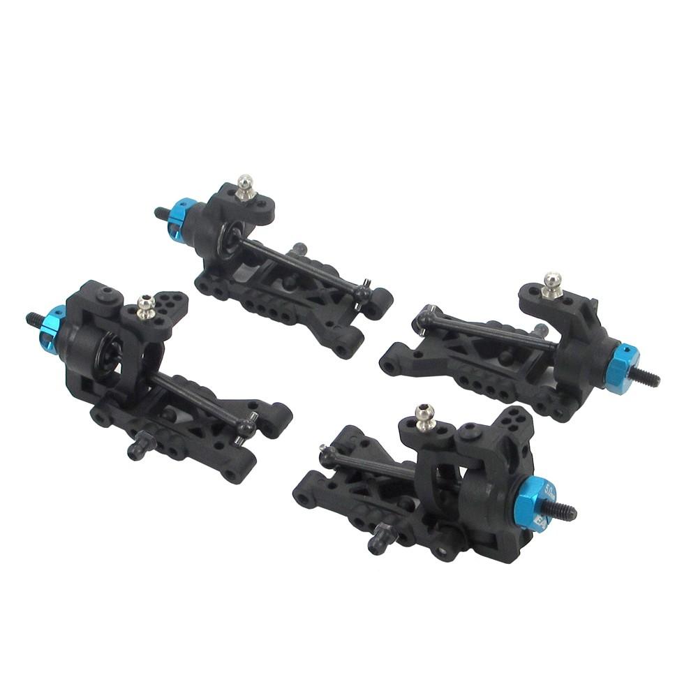 イーグル模型 強化プラスチックサスペンションセット TT02用 TT02-14U-PLの商品画像|ナビ