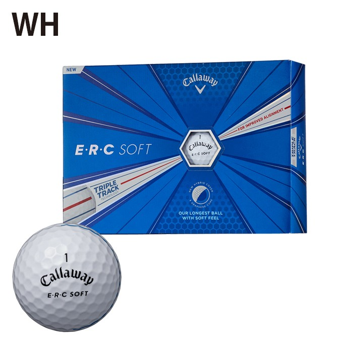 E・R・C ソフト ボール 2019年モデル 1ダースの商品画像|2