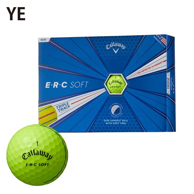 E・R・C ソフト ボール 2019年モデル 1ダースの商品画像|3
