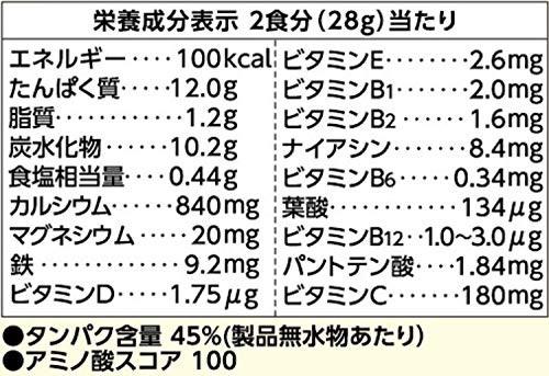ザバス ジュニアプロテイン ココア味 840gの商品画像 4