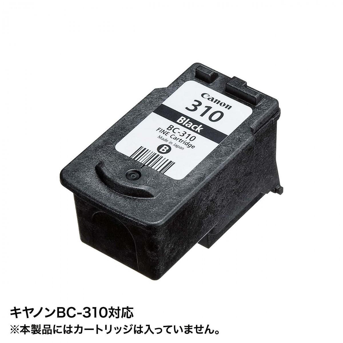 サンワサプライ 詰め替えインク INK-C310B60S(顔料ブラック・60ml)の商品画像|2