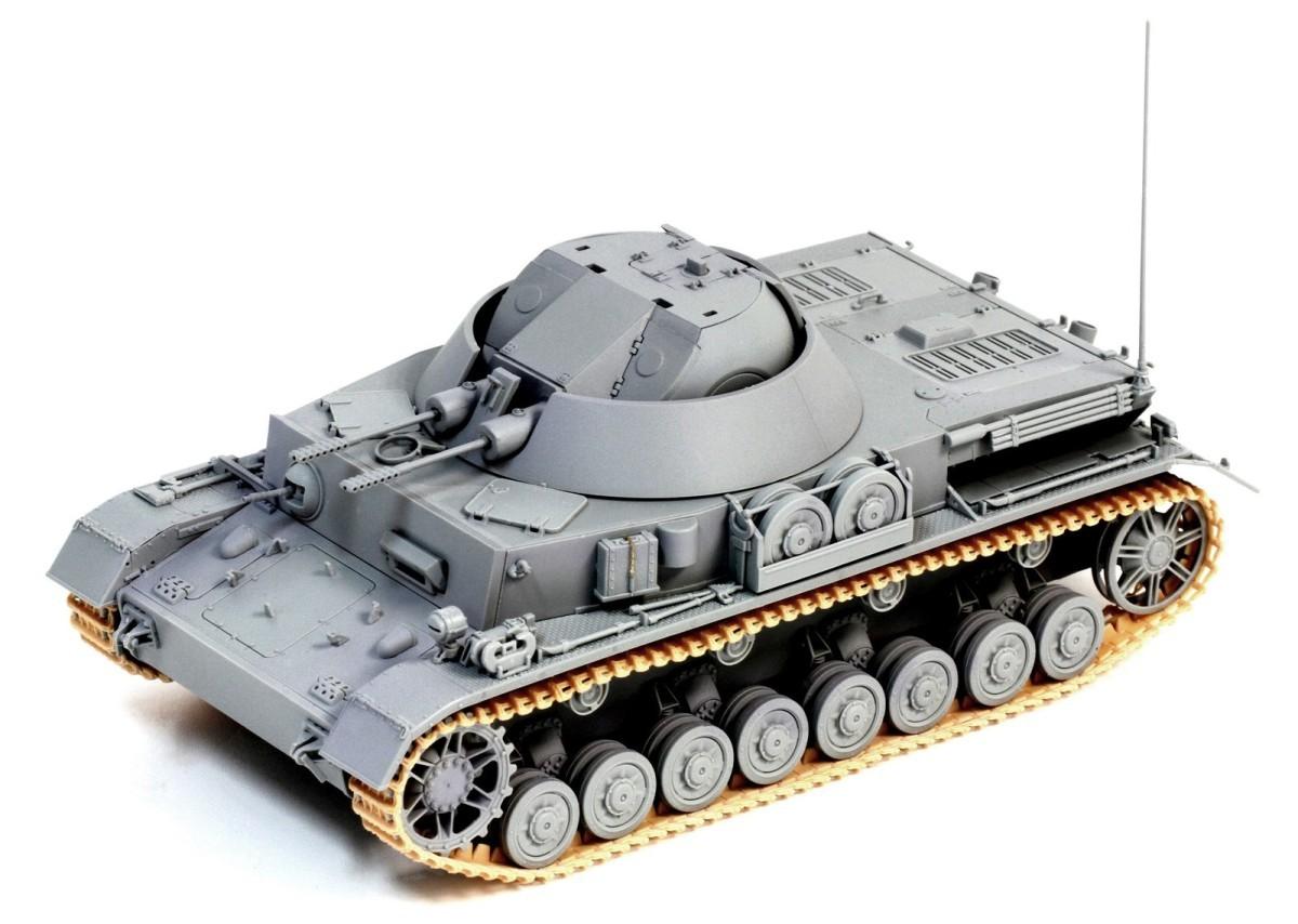 ドラゴンモデルズ WW.IIドイツ軍IV号対空戦車(3cm 二連装対空砲搭載)クーゲルブリッツ(スマートキット)(1/35スケール DR6889)の商品画像|ナビ