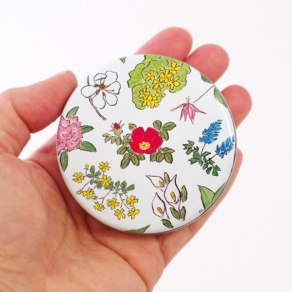 六花亭 六花のつゆ ミニ缶 6種類18粒入×1個の商品画像|ナビ