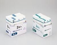 滅菌ホスピタルガーゼRS RS8-2(2枚/袋×50袋入、30cm×30cm:8ツ折、EOG滅菌タイプ) 11204の商品画像|2