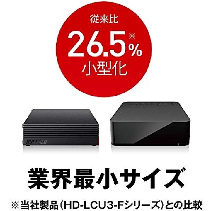 バッファロー HD-LDU3-A HD-LD4.0U3-BKAの商品画像 3