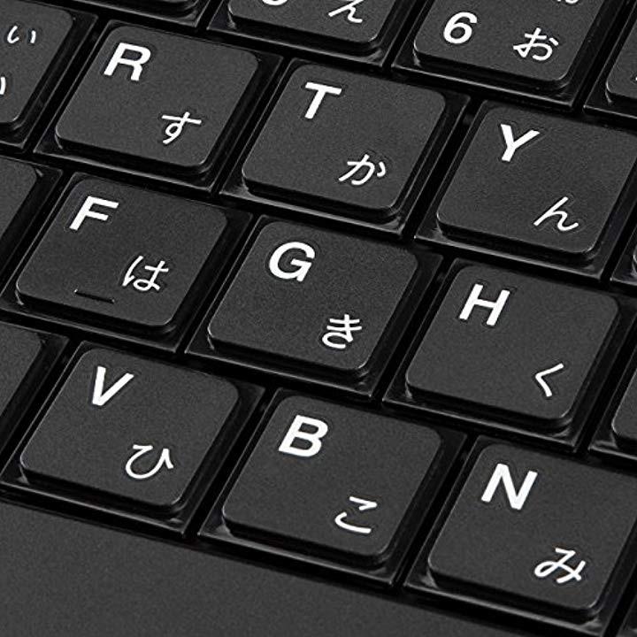 サンワサプライ 静音スリムキーボード SKB-SL19BK(ブラック)の商品画像|4