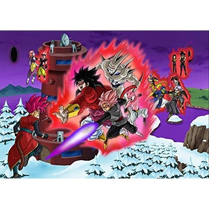 【3DS】バンダイナムコエンターテインメント ドラゴンボールヒーローズ アルティメットミッションXの商品画像|4