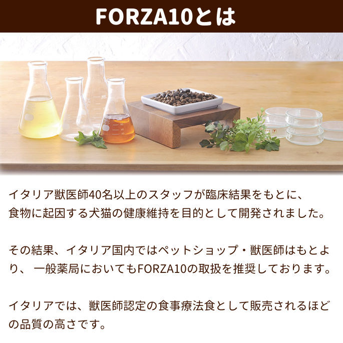 FORZA10 アクティブライン リナールアクティウェット 100gの商品画像|4