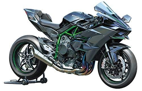 カワサキ Ninja H2R (1/12スケール オートバイ No.131 14131)の商品画像 2