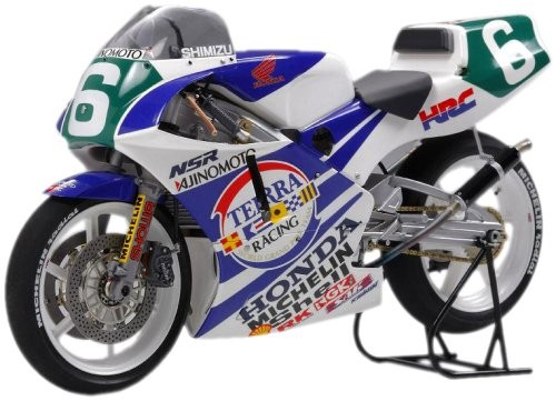 AJINOMOTO Honda NSR250 90 (1/12スケール オートバイ No.110 14110)の商品画像 2