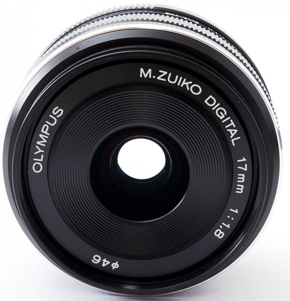 オリンパス Mズイコーデジタル M.ZUIKO DIGITAL 17mm F1.8(ブラック)の商品画像|3