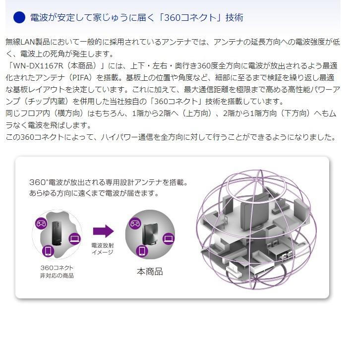 WN-DX1167Rの商品画像|4