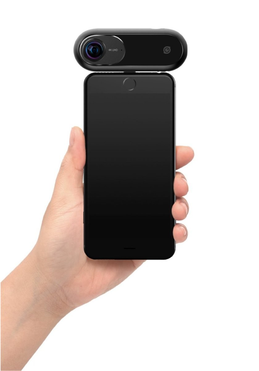 Shenzhen Arashi Vision Insta360 ONE (ブラック) [CM409]の商品画像 4