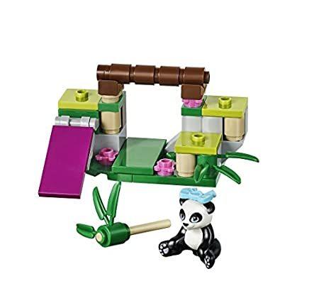 レゴ 41049 パンダとラッキーバンブーの商品画像|ナビ
