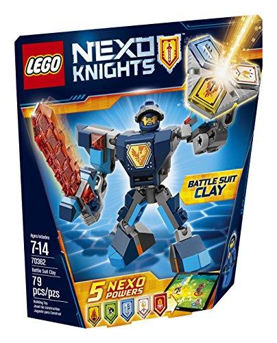レゴ 70362 バトルスーツ クレイの商品画像 ナビ