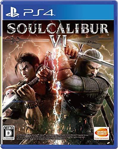 【PS4】 SOULCALIBUR VI [通常版]の商品画像 ナビ