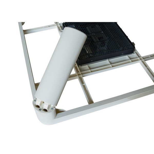 テクノス カジュアルこたつ W1050×D750×H385mm EKA-105A ホワイト色の商品画像|2
