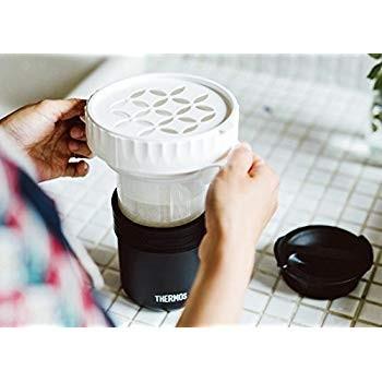 ごはんが炊ける弁当箱 360ml JBS-360-BK (ブラック)の商品画像 2