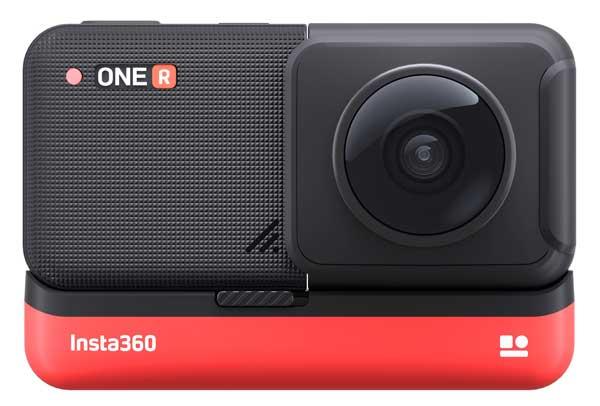 Shenzhen Arashi Vision Insta360 ONE R 360 Edition [CINAKGP/D] [CM560]の商品画像|ナビ