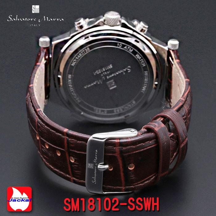 メンズモデル クロノグラフ SM18102-SSWHの商品画像|3