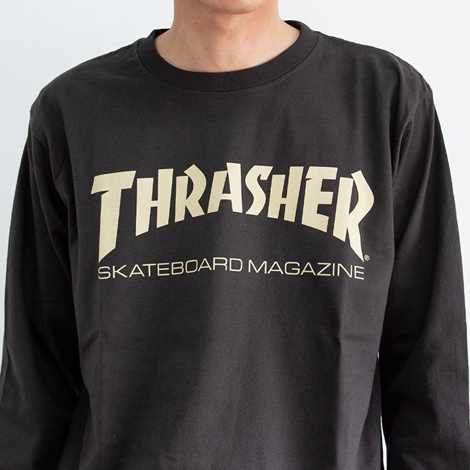 スラッシャー マグロゴロングスリーブTシャツ TH8301の商品画像|2