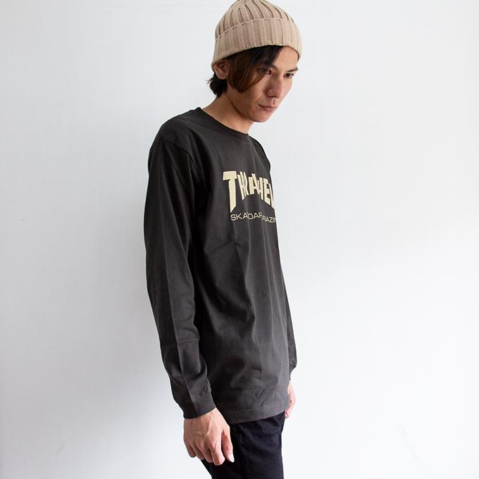 スラッシャー マグロゴロングスリーブTシャツ TH8301の商品画像|3