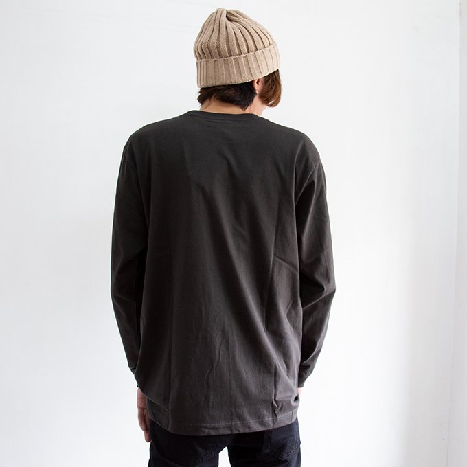 スラッシャー マグロゴロングスリーブTシャツ TH8301の商品画像|4