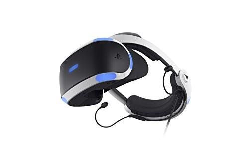 ソニー・インタラクティブエンタテインメント PlayStation VR PlayStation Camera同梱版 CUHJ-16003の商品画像|2