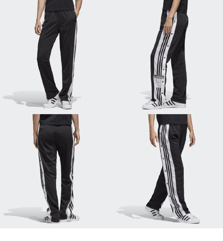 Adidas женский Adi break джерси грузовик брюки черный CV8276