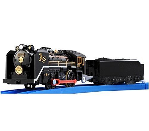 タカラトミー プラレール 京都鉄道博物館 C58 1号機蒸気機関車の商品画像|ナビ