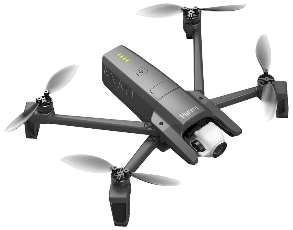 Parrot 200g以上ドローン本体 4K HDRカメラ搭載 ANAFI PF728005の商品画像|ナビ