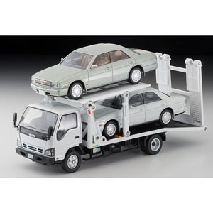 LV-N191a いすゞエルフ花見台自動車ビッグワイド(白) (1/64スケール トミカリミテッドヴィンテージNEO 301356)の商品画像 3
