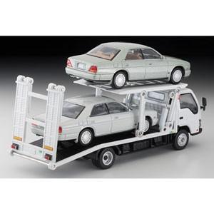 LV-N191a いすゞエルフ花見台自動車ビッグワイド(白) (1/64スケール トミカリミテッドヴィンテージNEO 301356)の商品画像 4