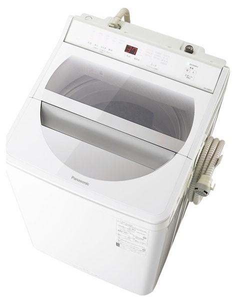 全自動洗濯機 NA-FA80H8-W (ホワイト)の商品画像|ナビ