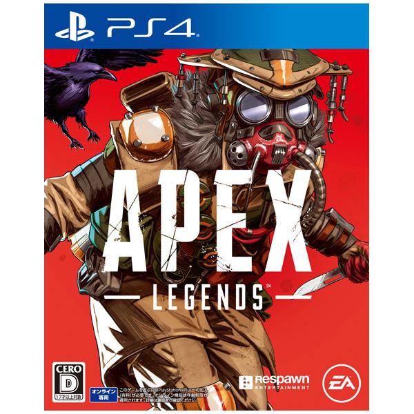 【PS4】 エーペックスレジェンズ [ブラッドハウンドエディション]の商品画像|ナビ